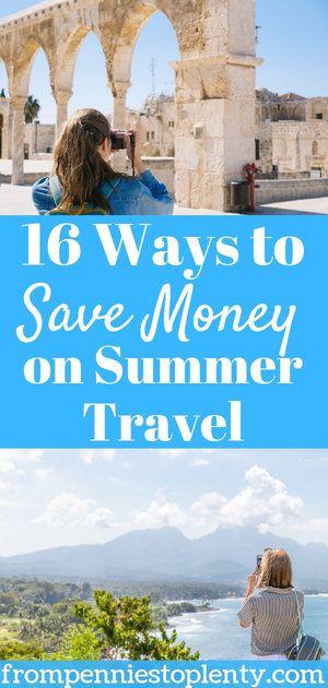 Der Sommer ist da, zusammen mit Grillen, Spaß in der Sonne und Sommerreisen. Sommerreise …   – Frugal Living | Money Matters