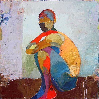 Jylian Gustlin - New Artwork - Contemporary Art - Figurative Painting