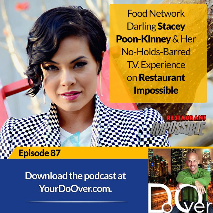 Stacey Poon-Kinney #Interview #DoOver Podcast Click to subscribe and download the episode in Itunes! http://thedooverguy.com/episode87/