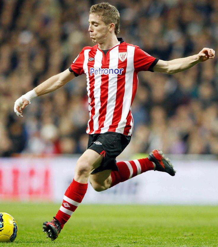 Iker Muniain of Athletic Bilbao