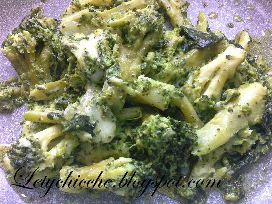 Letychicche: Broccoli saporiti