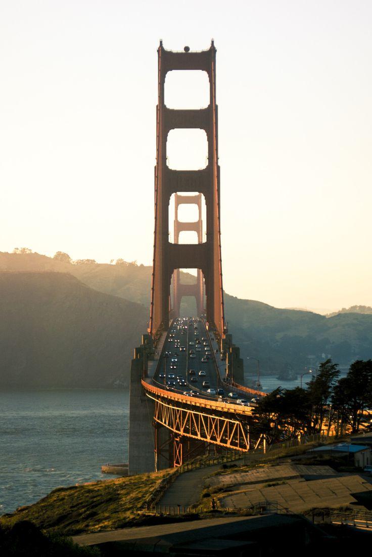 San Francisco Building BridgesRomantic TravelGolden Gate