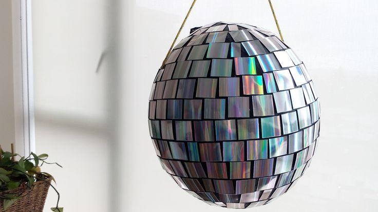 Disco ball  Piñata