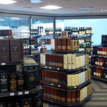 'First of its kind' whisky store opens in Canada