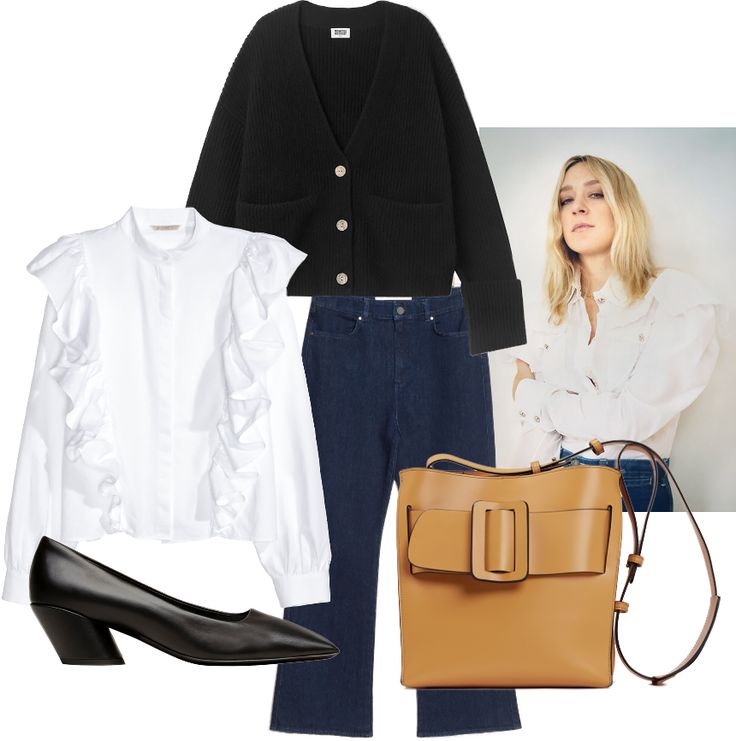Johanna P. Blog - Fashion Mood Board - BOYY bag, Balenciaga shoes