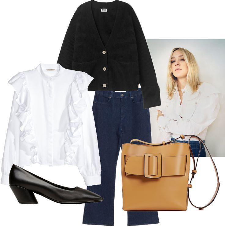 Johanna P. Blog - Fashion Mood Board - BOYY bag, Balenciaga shoes