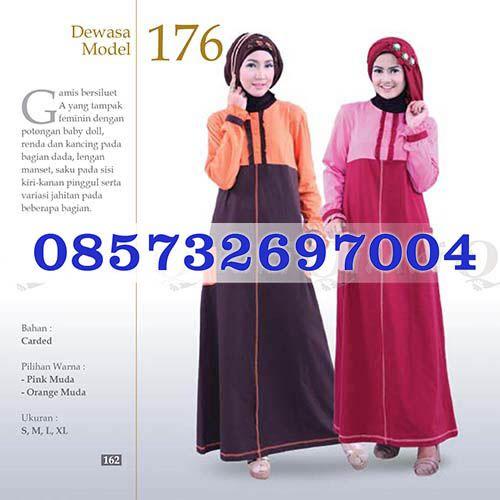 Gamis Qirani Model 176 Hubungi 085732697004 PIN BB D10F64D6