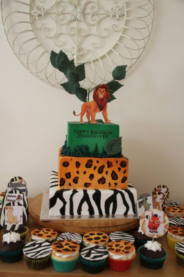 Lion King cake | Anita.A. | Flickr