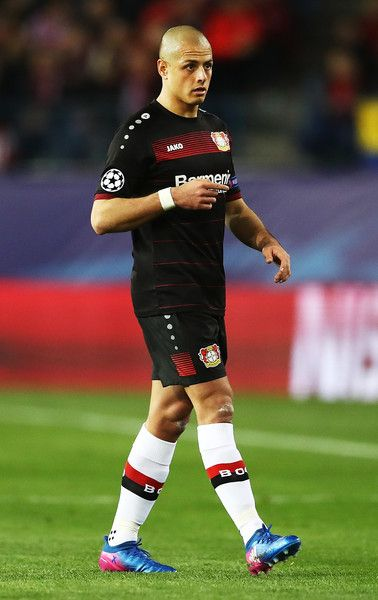 Javier Hernandez  (Bayern Leverkusen)