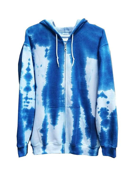 Blue Sweatshirt Adult Womens Mens Girls Boys Gift For Him Gift For Her Gym Clothing TieDye Skateboard Casual Fall Hooded Sweater Fleece Etsy shop https://www.etsy.com/ca/listing/551569245/blue-sweatshirt-adult-womens-mens-girls