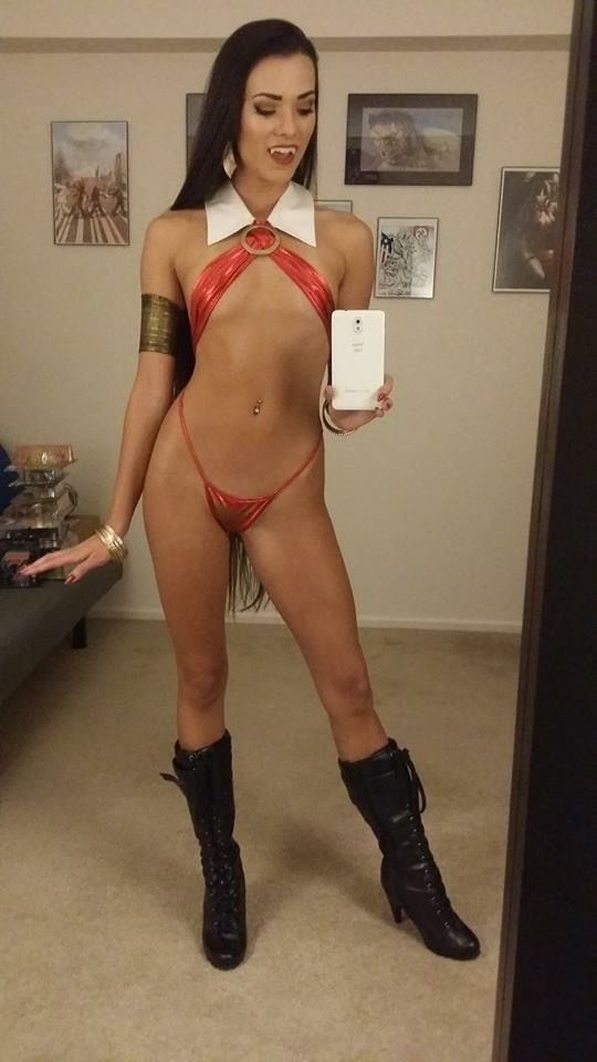That Joanie brosas nude body hot