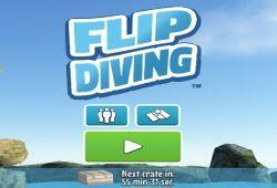 Flip Diving es un fantástico juego en el que tendrás que demostrar tu habilidad a la hora de saltar al agua. Es como la prueba de los Juegos Olímpicos de salto de trampolín pero en un paraje más natural. Tira a tu jugador desde diferentes alturas de este acantilado. Entra correctamente al agua para que den el salto por válido y puedas subir una altura más. Cuando llegues a la cuarta altura el reto cambia y es que debes caer en una zona delimitada más pequeña que la anterior. Haz giros para…