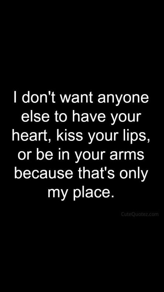 25+ Best Kissing You Quotes On Pinterest