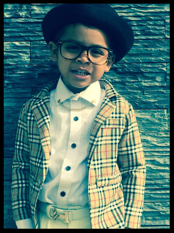 Kids styled