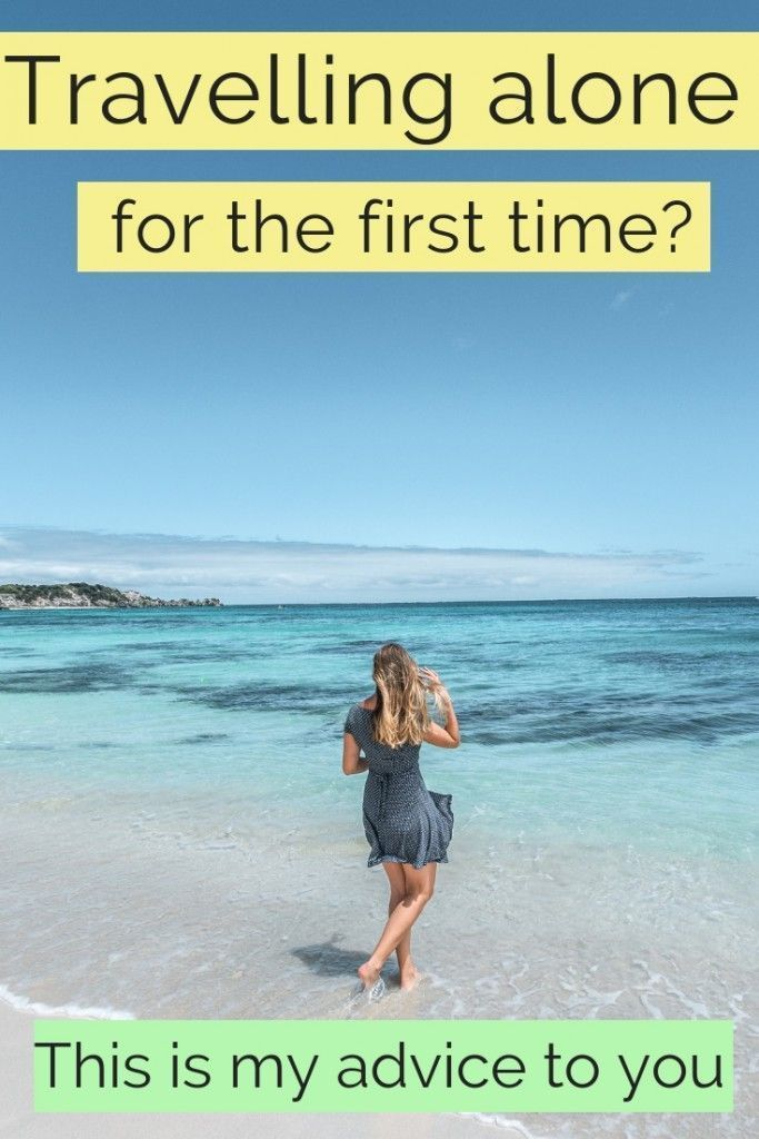 Travelling alone for the first time? This is my advice to