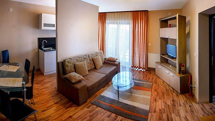 #aparthotel #living