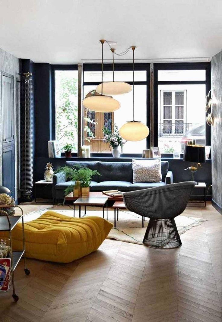 Aménager Entrée Ouverte Sur Salon 50 Inspirant Idée Déco Maison #maison | Décoration salon ...