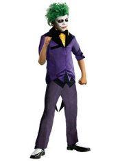 Boys Joker Costume - The Dark Knight Batman
