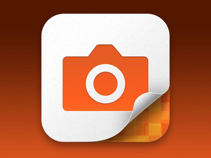 Camera Icon by figurelab