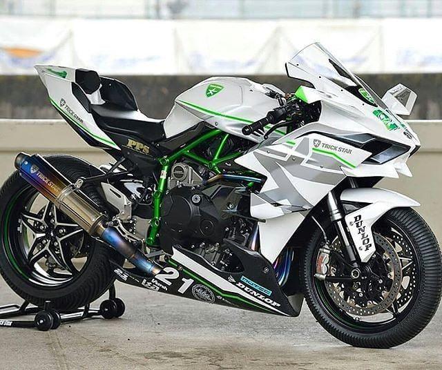 Kawasakisupercharged Bikelife Bikelifekawasaki Motorcycle
