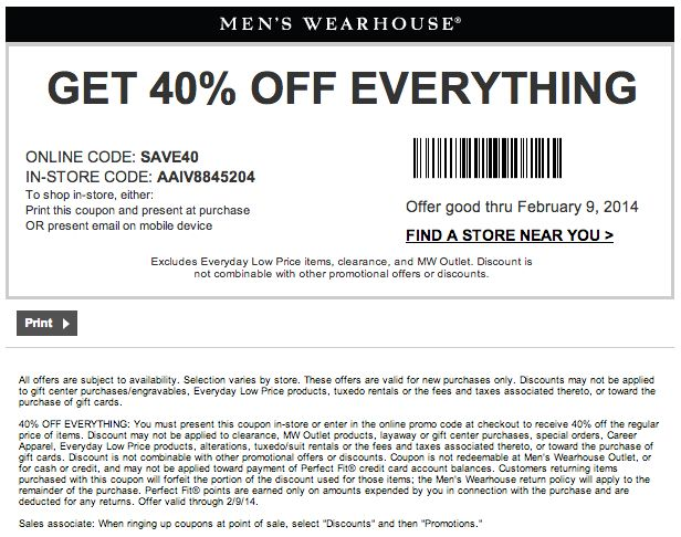 Find the best men's clothing including men's suits, dress shirts, ties, shoes, slacks and more at Men's Wearhouse. Upgrade your wardrobe on a budget with Cash Back at Ebates on tailored blazers, sport coats and slim fit men's shirts.