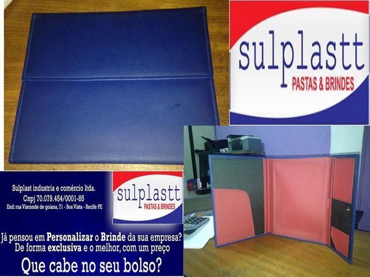 Pasta personalizada sem ferragem  Não tem coisa melhor do que ser lembrado, coloque sua marca de forma duradoura nos produtos SULPLASTT PASTAS E BRINDES. Sulplastt Brindes (BRINDES PERSONALIZADO) Rua Visconde de Goiana, n°71 - Boa Vista - Recife-PE Fone. 81-3423.5107 - 3076.6606 E-mail: sp_brindes@yahoo.com.br #gubdigital *imagem ilustrativa