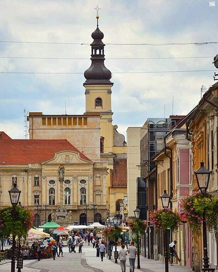 "SLOVAKIA ""Beautiful Trnava by @m.z.photography"