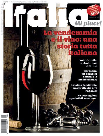 Italia mi piace - gazeta dla miłośników Włoch i języka włoskiego