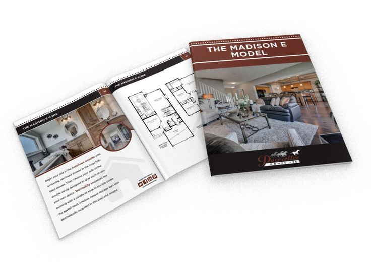 Our gorgeous Madison E model is quickly becoming quite popular; check out the free brochure for yourself and find out why!