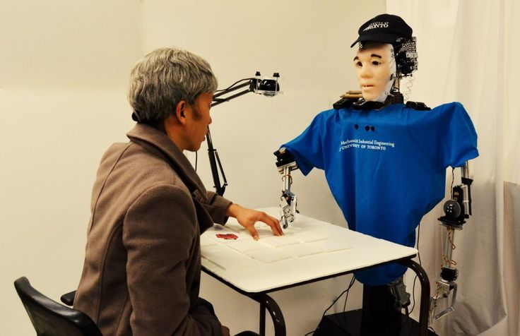 Los Robots en la vida diaria, influencia de los robots en las interacciones entre los seres humanos #robótica #vida y tecnología