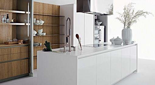 Elmar presents the hidden kitchen