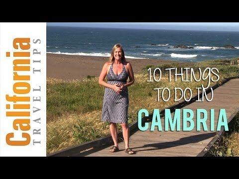 Cambria - Californië Vakantie Tips - Rondreis West Amerika