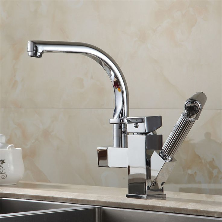 24 best pull out pull down kitchen sink faucet with. Black Bedroom Furniture Sets. Home Design Ideas