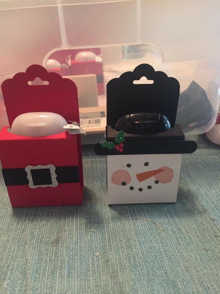 B bw hand sanitizer mini christmas crafts for gifts