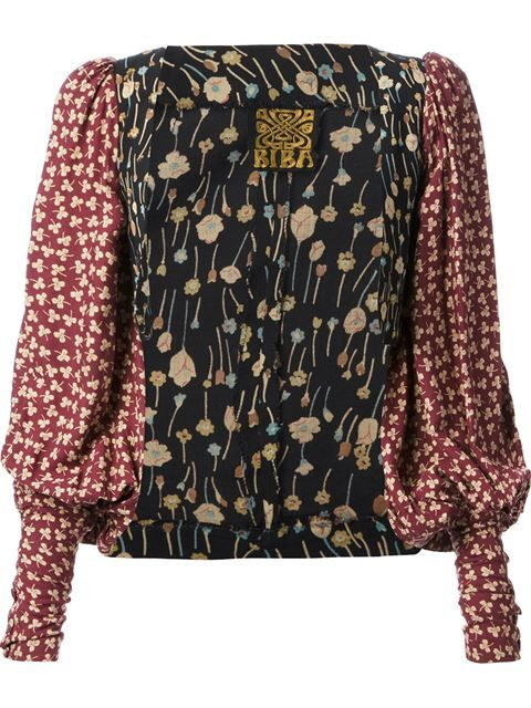 Shop Biba Vintage clover print bolero in Decades from the world's best independent boutiques at farfetch.com. Over 1000 designers from 60 boutiques in one website.