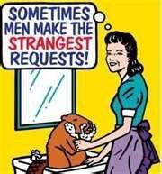 Strange requests