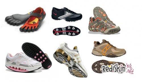 Выбрать обувь для тренажерного зала