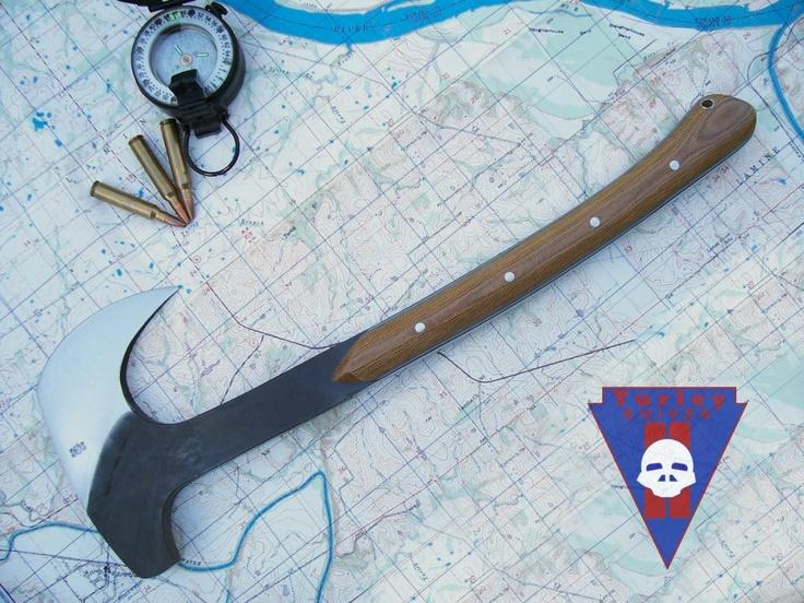 Turley knives Shepherds Crook: App