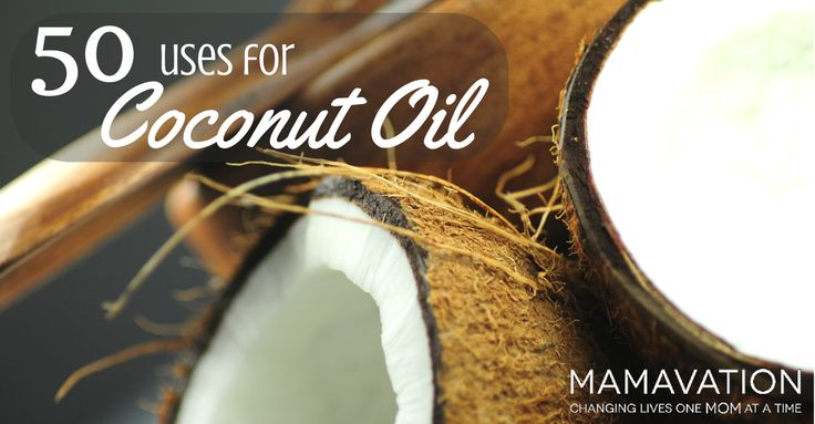 I originally heard about coconut oil nearly 4 years ago, when my son was born. We used cloth diapers, but traditional diaper creams can damage the absorbency of cloth. Coconut oil was the recommended alternative and it worked great. I still keep a big jar of it in his room. Overtime our use of coconut […]