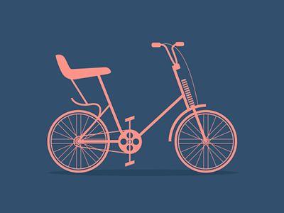 Behance: https://www.behance.net/gallery/Bicycle-Icon-Set/15381597