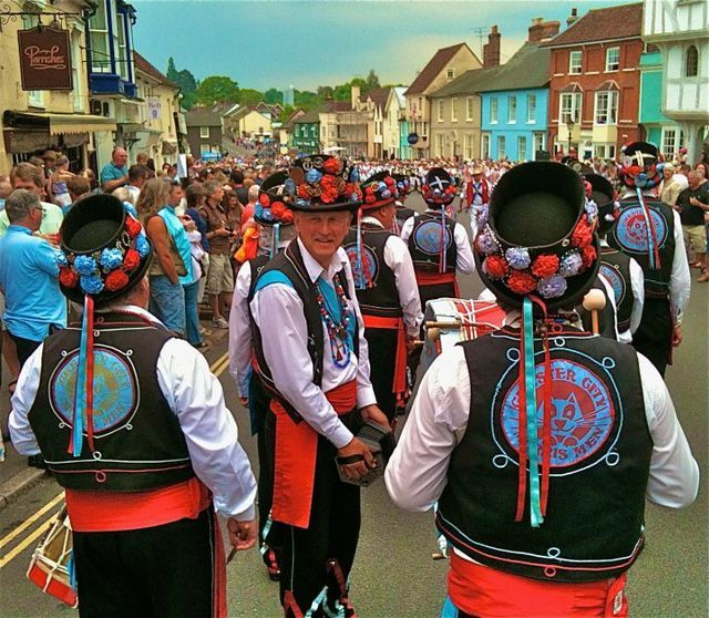 Thaxted Morris Meeting - The Lost Weekend | Old School Traveller | Bloglovin'