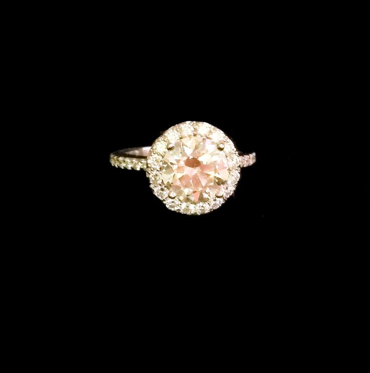 The world's most beautiful engagement ring.   The Pickford Ring #engagement  #sparkles #diamonds #pickfair Henry Samuel Gold