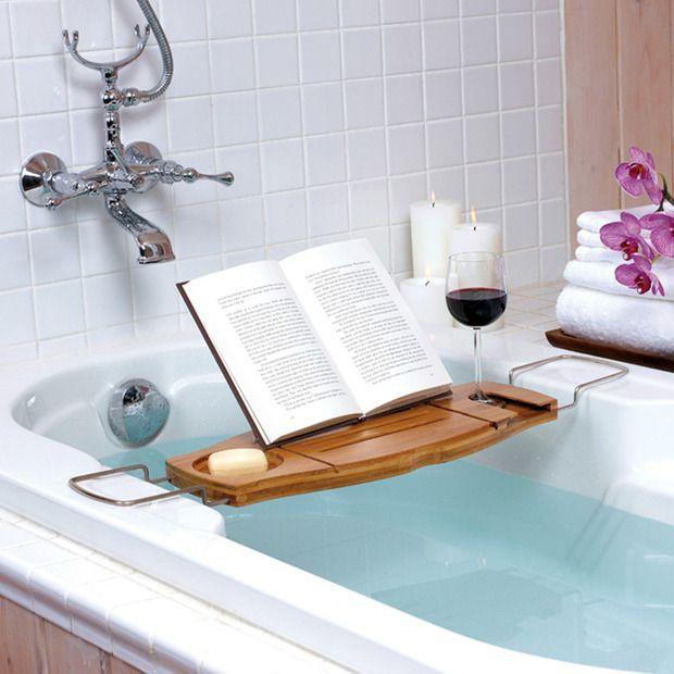 Ultimate Bathtub Caddy