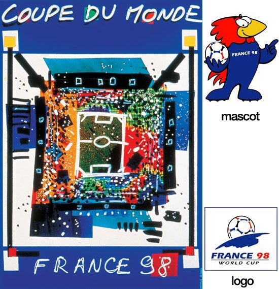 FIFA World Cup France 1998...
