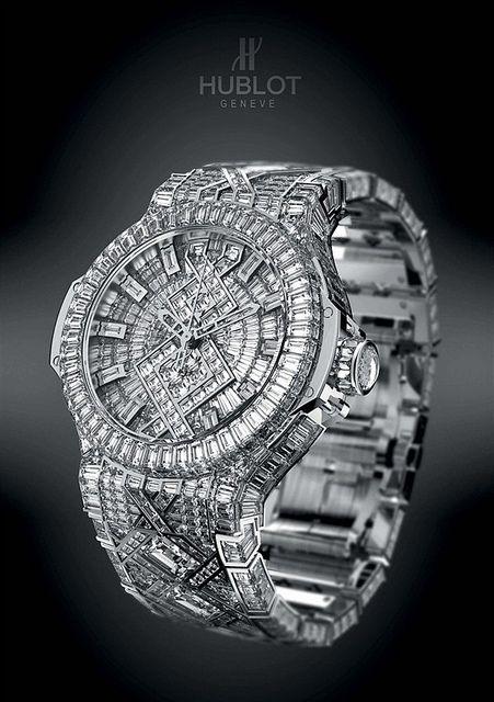 Hublot - 5 Million Dollar Big Bang