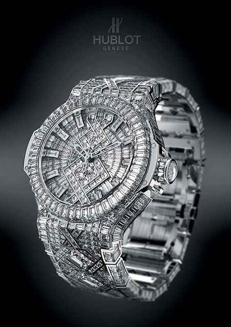Hublot - 5 Million Dollar Big Bang