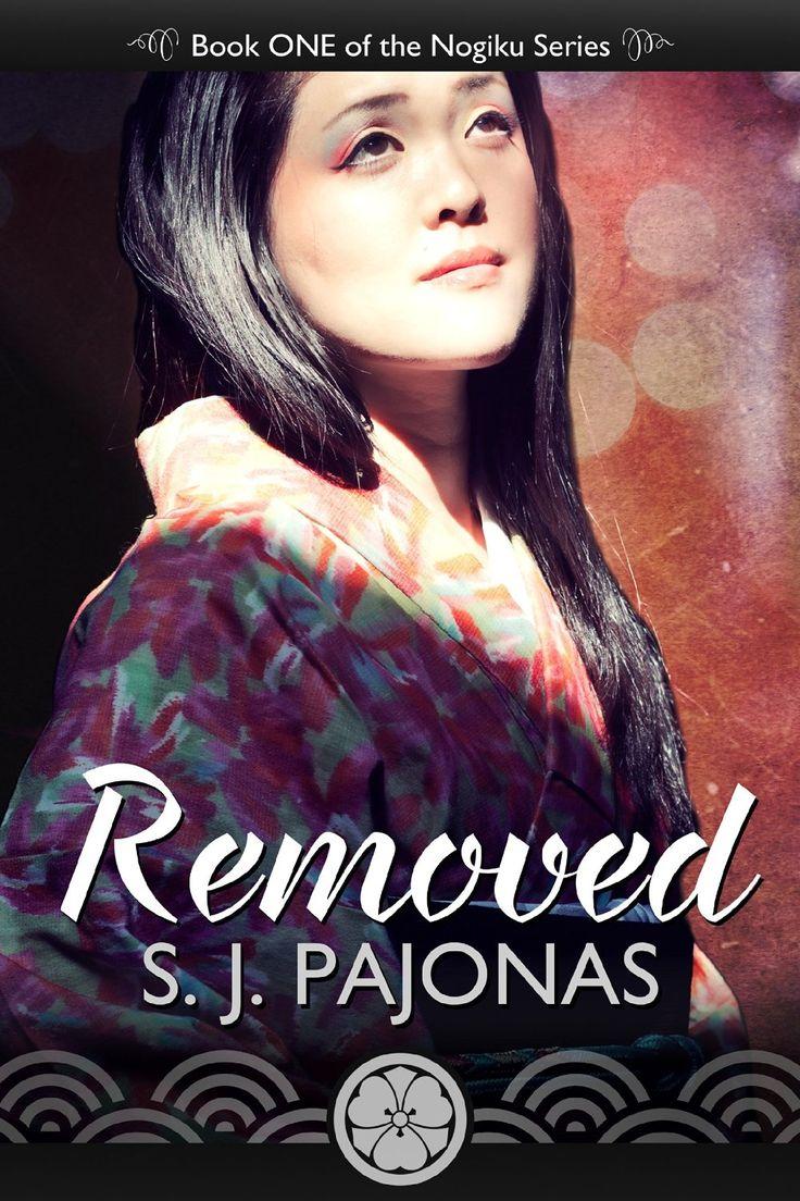 Removed (The Nogiku Series Book 1) by S.J. Pajonas | dystopian, m/