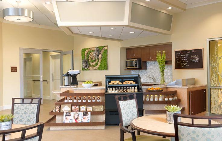 juice bar - Interior Design by Spellman Brady & Company