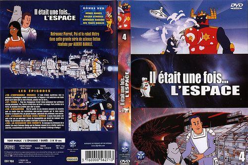 il etait une fois l'espace - Dvd Volume 04