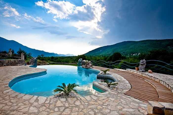 13 best pools with a view images on Pinterest Beautiful